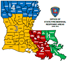 Louisiana Office of State Fire Marshal