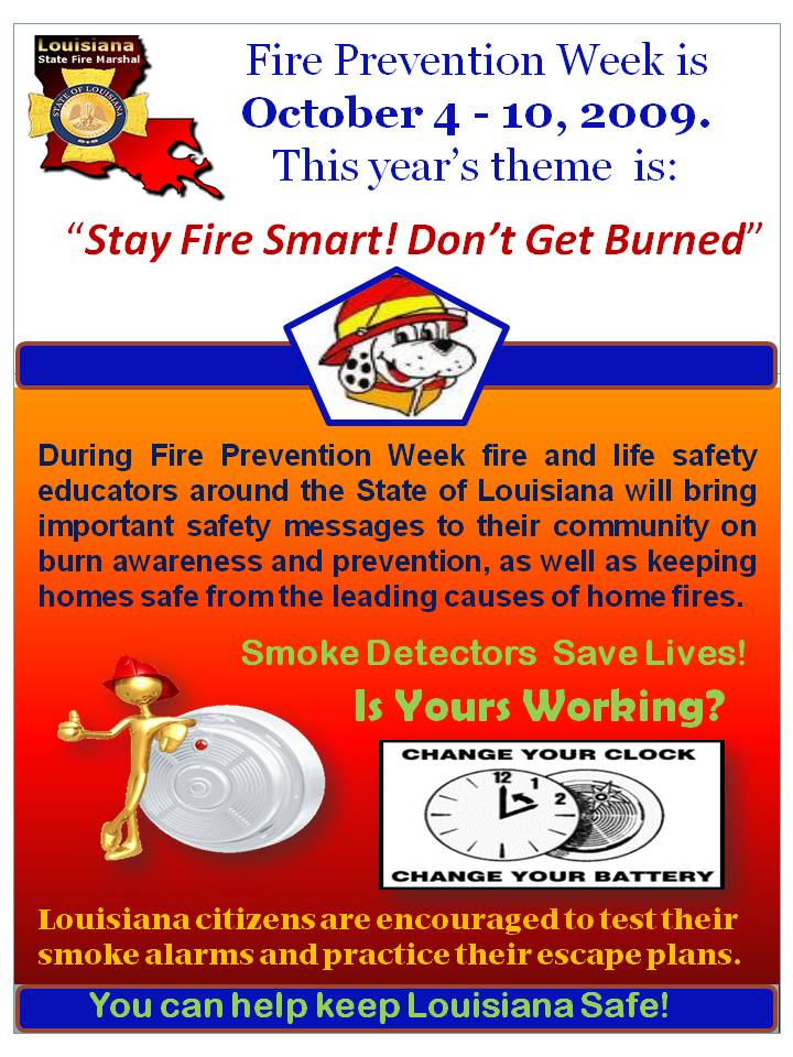 Fire safety essentially the most important aspect for for Fire prevention tips for home